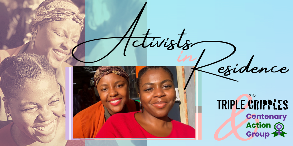 Activists in Residence Header